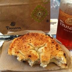 Photo taken at Panera Bread by Nicole C. on 12/17/2012
