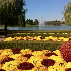 Photo taken at Chicago Botanic Garden by Bill A. on 10/8/2012