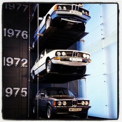 Photo taken at BMW Museum by Mihail K. on 2/12/2013