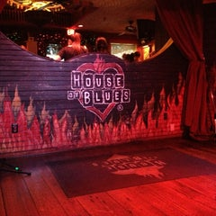 Photo taken at House of Blues by Matthew on 2/20/2013