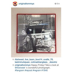 Photo taken at Original Tommy's Hamburgers by RBST on 8/8/2014