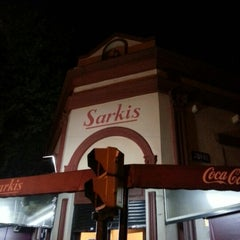 Photo taken at Sarkis by Rodrigo T. on 9/30/2012