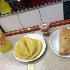 Photo taken at La Sabrosura Bakery by Michael Z. on 11/7/2013