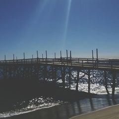 Photo taken at Malibu Beach, CA by Hannah a. on 11/13/2015