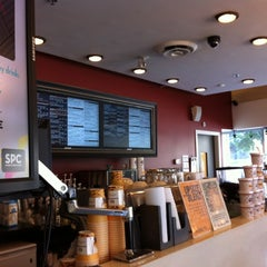 Photo taken at Blenz Coffee by Mrs. P. on 9/30/2012