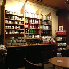 Photo taken at Starbucks by D.Г. on 12/29/2012