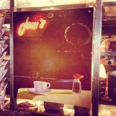 Photo taken at Joni's Coffee Roaster Cafe by Gary C. on 10/20/2012