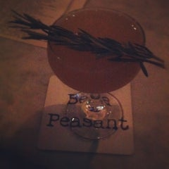 Photo taken at The Local Peasant by Michael F. on 9/1/2012