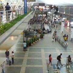 Photo taken at Aeroporto Internacional de Belém (BEL) by Alcindo José A. on 4/1/2013