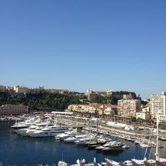 Photo taken at Hôtel Hermitage Monte-Carlo by Dimitris E. on 6/18/2013