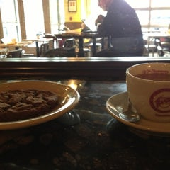 Photo taken at Espresso Vivace by Rebecca B. on 1/17/2013