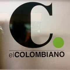 Photo taken at Periódico El Colombiano by Jhoni A. on 4/2/2014