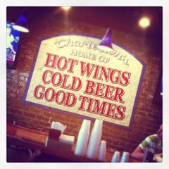 Photo taken at Wild Wing Cafe by Chad K. on 4/8/2013