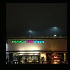 Photo taken at Frankfurt Hahn Airport (HHN) by Oscar D. on 2/25/2013