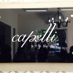 Photo taken at Capelli Studio by Renata B. on 11/28/2013