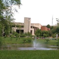 Photo taken at George Mason University by Christina H. on 5/13/2013
