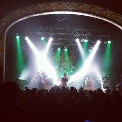 Photo taken at The Opera House by Dorian F. on 12/15/2012