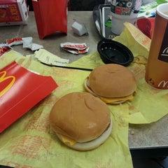 Photo taken at McDonald's by Carol Elizabeth M. on 4/13/2013