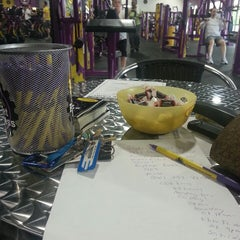 Photo taken at Planet Fitness by Carol Elizabeth M. on 5/20/2013