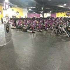 Photo taken at Planet Fitness by Carol Elizabeth M. on 11/7/2012