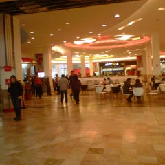 Photo taken at Food Court Mall Aventura Plaza by Veli A. on 2/17/2013