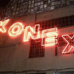 Photo taken at Ciudad Cultural Konex by Agos V. on 10/17/2012