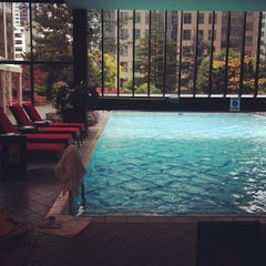 Photo taken at Four Seasons Hotel Vancouver by Luxury M. on 10/18/2012