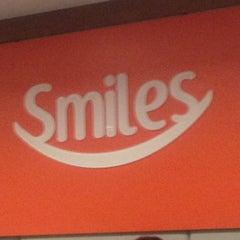 Photo taken at Sala Vip Smiles / Gol by Fernanda A. on 11/8/2012
