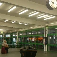 Photo taken at Broadmarsh Bus Station by Eduardo P. on 4/10/2014