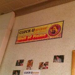 Photo taken at Cluck U Chicken by Krista C. on 7/24/2013
