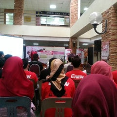 Photo taken at Fakulti Kejuruteraan dan Alam Bina UKM by Cik L. on 5/9/2014