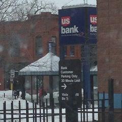 Photo taken at U.S. Bank by Yvonne J. on 3/1/2014