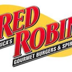 Photo taken at Red Robin Gourmet Burgers by Alaa on 9/27/2012