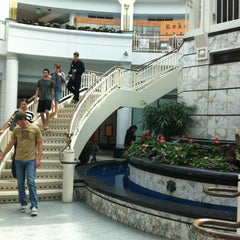 Photo taken at Towson Town Center by Randy C. on 9/29/2012