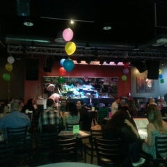 Photo taken at Sgt. Pepper's Dueling Piano Bar by Katie!!!!! on 4/5/2015
