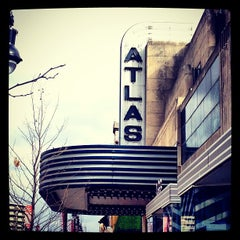 Photo taken at Atlas Performing Arts Center by John W. on 3/2/2013