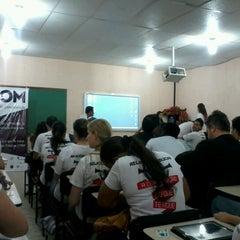 Photo taken at Faculdade de Americana (FAM) by Marina A. on 10/26/2012