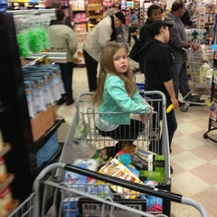 Photo taken at ShopRite by Scott B. on 3/30/2014