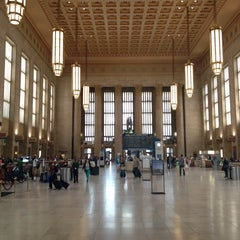Photo taken at 30th Street Station by Jared H. on 6/15/2013
