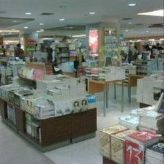 Photo taken at Gramedia by Herdiaman S. on 9/17/2012