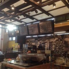 Photo taken at Starbucks by Josh v. on 2/15/2014