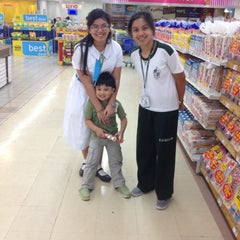 Photo taken at SM Supermarket by Jewell Anne L. on 2/20/2014