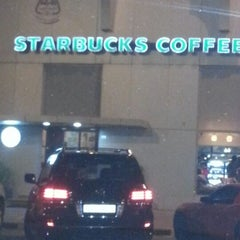 Photo taken at Starbucks Coffee | ستاربكس by A J. on 2/10/2013