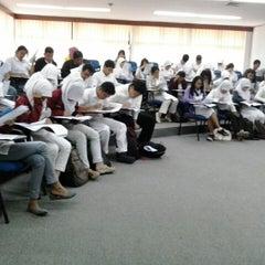 Photo taken at Fakultas Ilmu Sosial dan Ilmu Politik by Vania Ayu U. on 11/30/2013