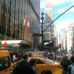 Photo taken at Mega Bus - 7th Ave & 27th St by Marquita D. on 7/24/2014