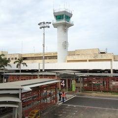 Photo taken at Aeropuerto Internacional Rafael Nuñez (CTG) by Ricardo A. on 2/3/2013