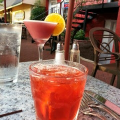 Photo taken at Trattoria Alberto of Capitol Hill by Bill W. on 6/13/2014