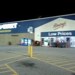 Photo taken at Walmart Supercenter by Matthew N. on 9/28/2012