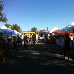 Photo taken at OC Great Park Farmers Market by Jesse N. on 11/4/2012