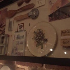 Photo taken at Pastini Pastaria by Brooklyn on 9/16/2012